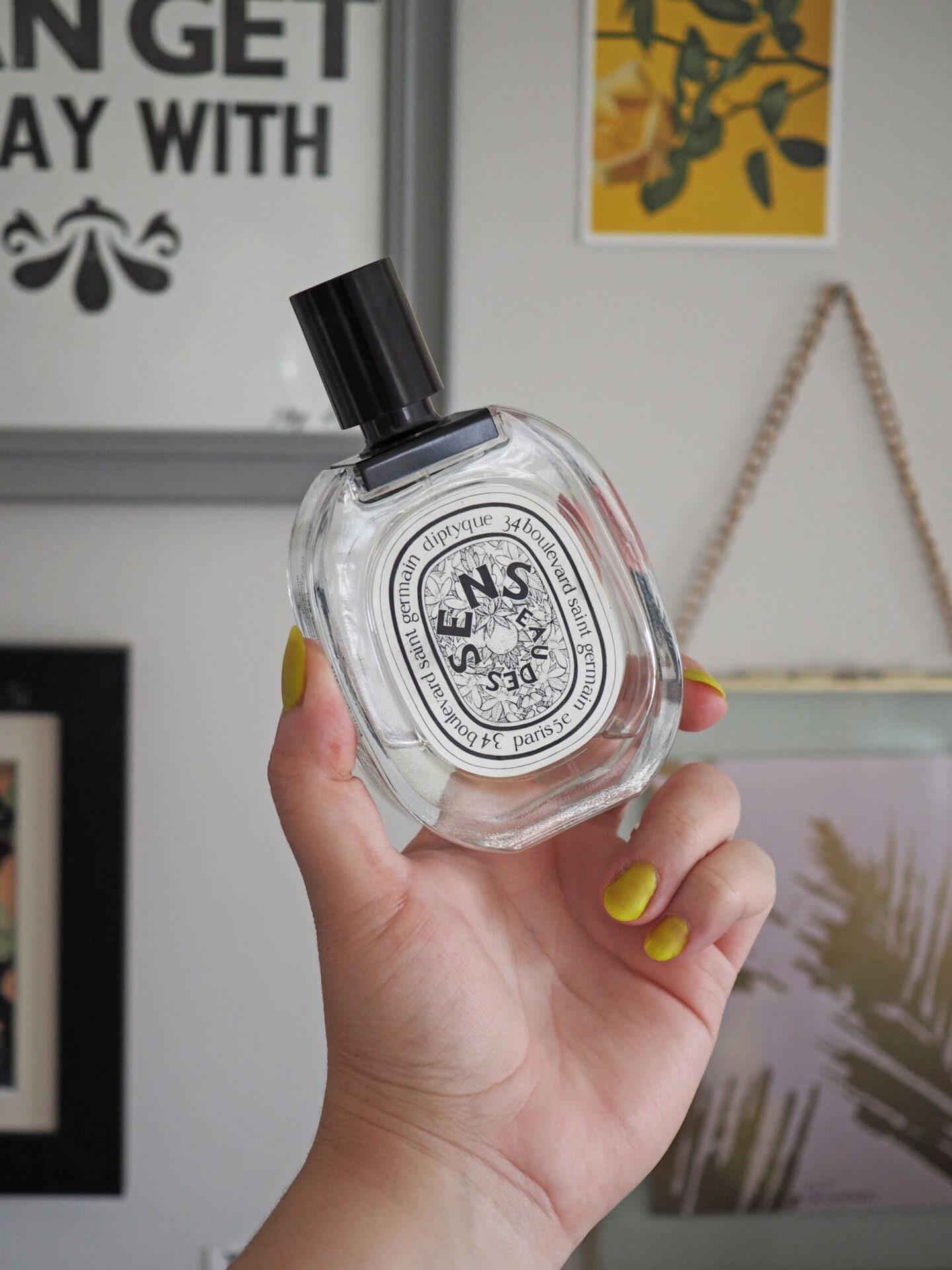 diptyque eau des sens fragrance review