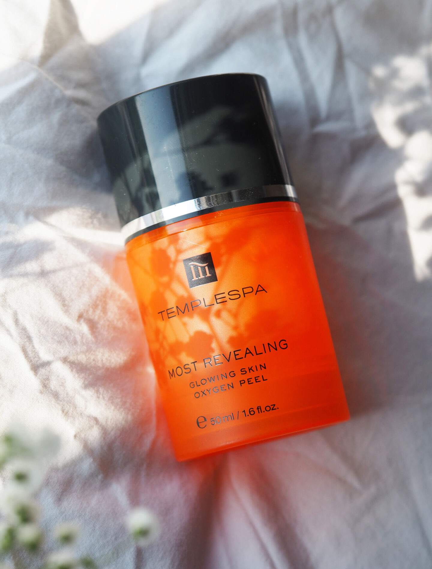 templespa most revealing glowing skin oxygen peel review