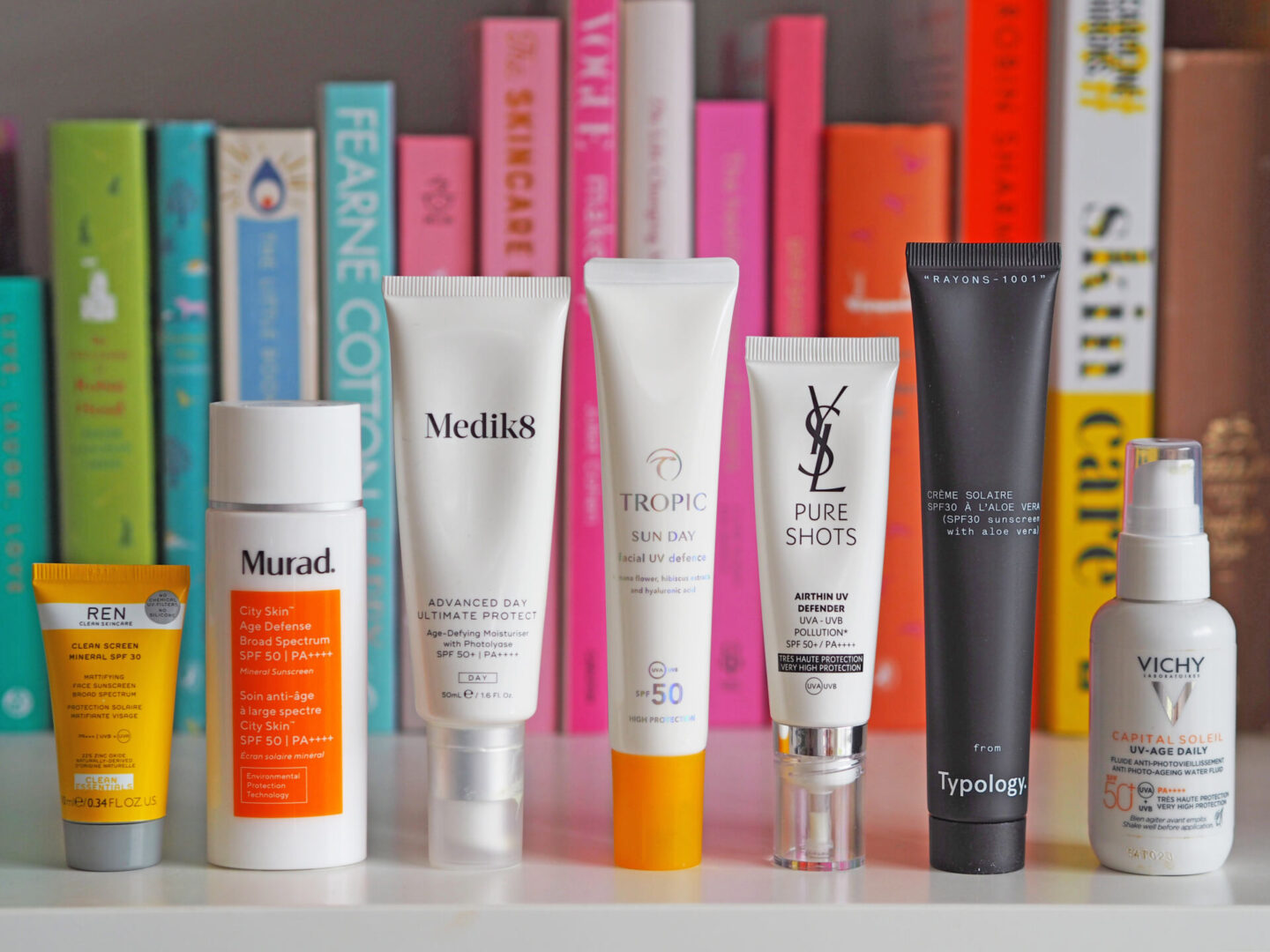 the best SPF50s for the face