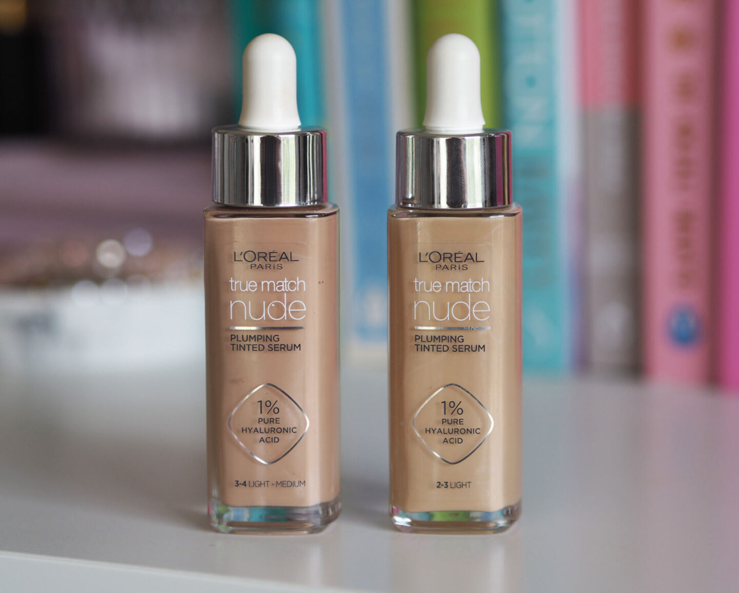 L'Oreal True Match Plumping Tinted Serum review