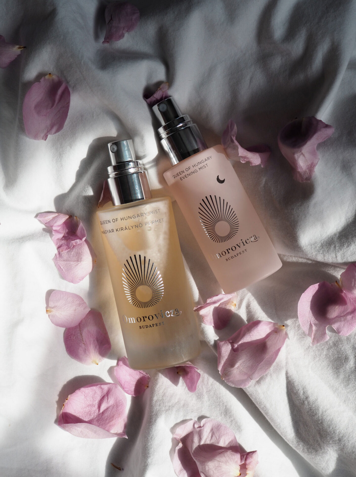 omorovicza queen of hungary evening mist review